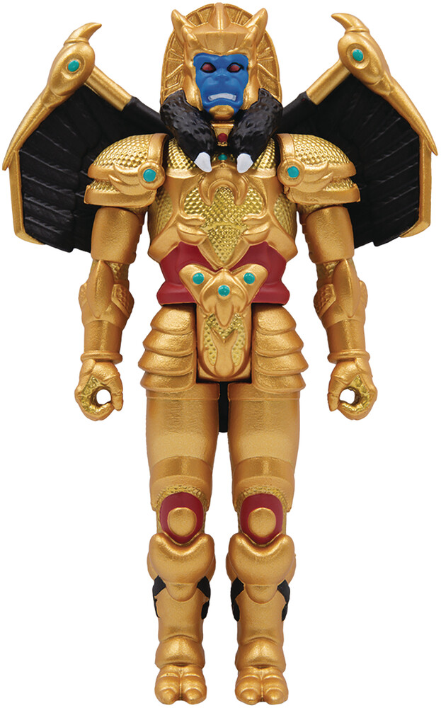 Mighty Morphin' Power Rangers Reaction W2 - Goldar - Mighty Morphin' Power Rangers Reaction W2 - Goldar