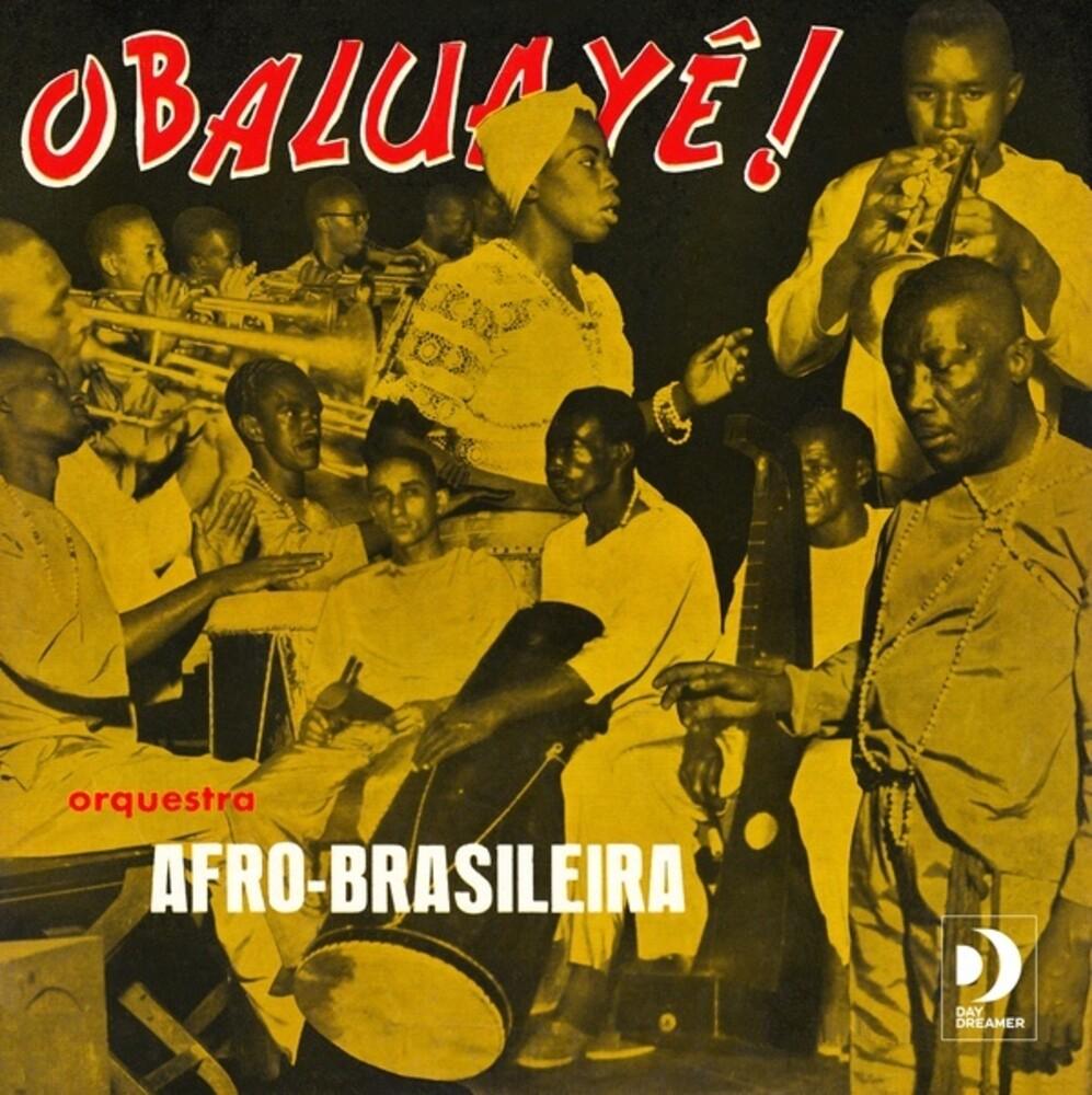 Orqestra Afro Brasileira - Obaluaye (10in) (Uk)