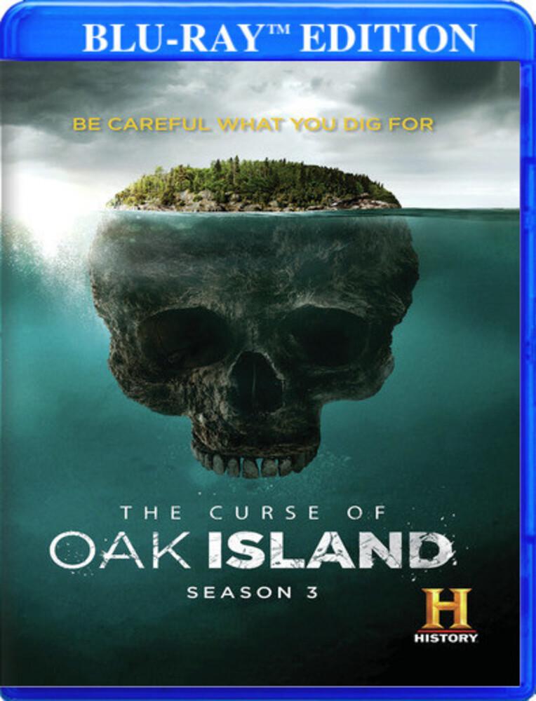 Curse of Oak Island: Season 3 - Curse Of Oak Island: Season 3 (2pc) / (Mod 2pk)