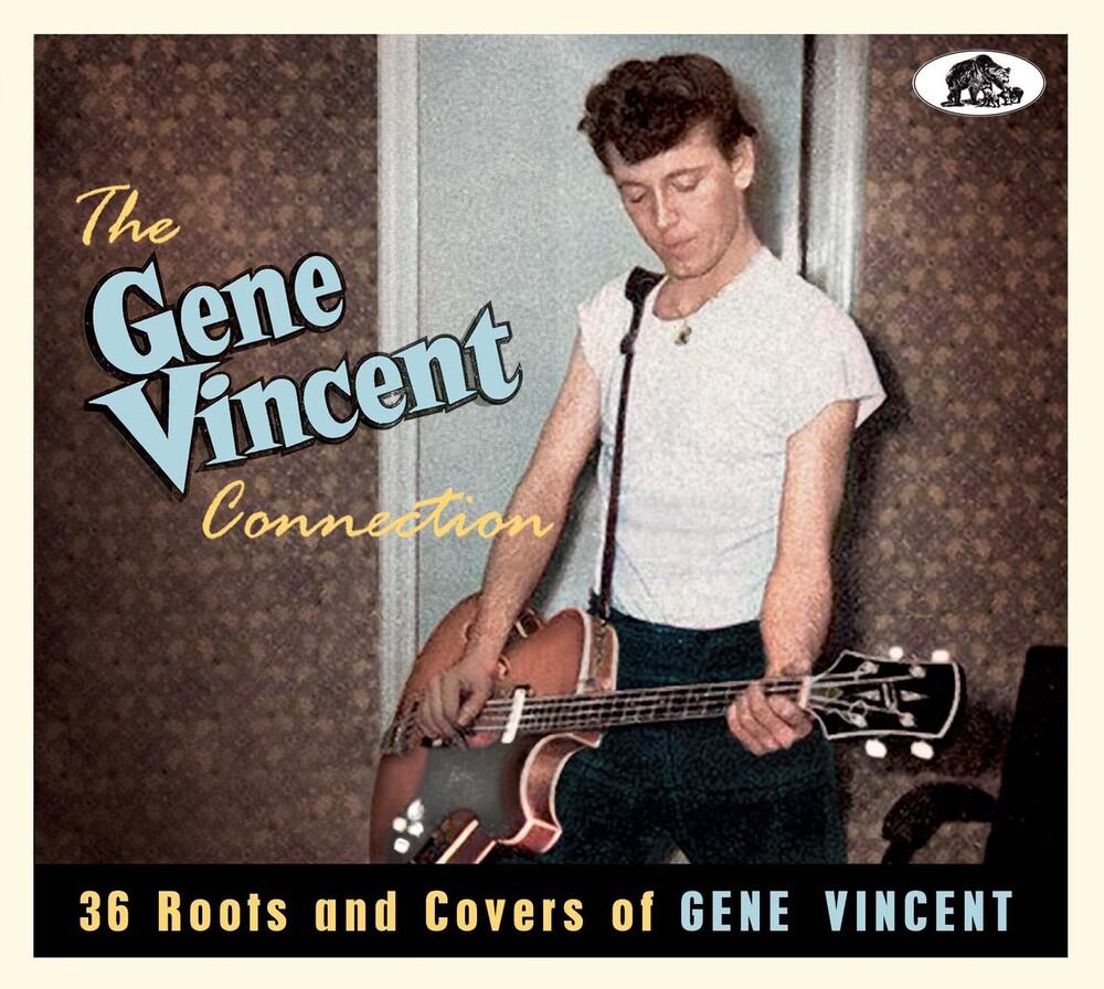 Gene Vincent Connection / Various (Wb) (Dig) - Gene Vincent Connection / Various [With Booklet] [Digipak]