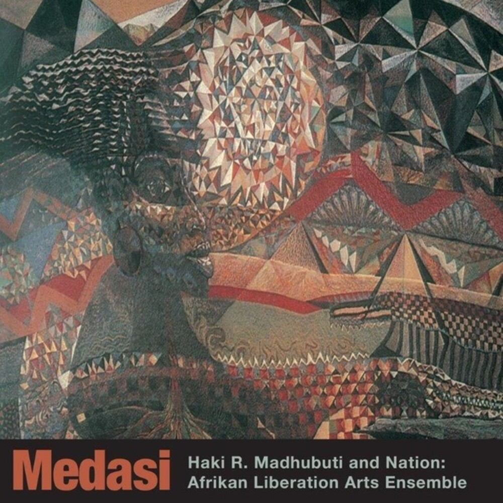 Haki Madhubuti  R - Medasi
