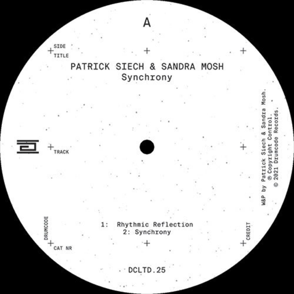 Patrick Siech  / Mosh,Sandra - Synchrony (Ep)