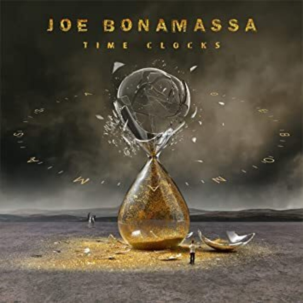 Joe Bonamassa - Time Clocks [Clear Vinyl] (Gol)