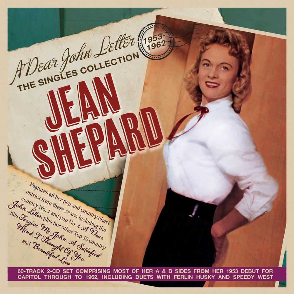 Jean Shepard - Dear John Letter:The Singles Collection 1953-62