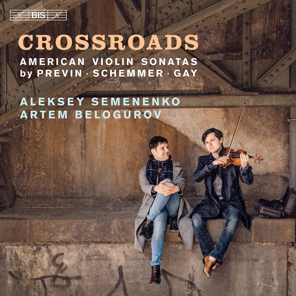 Gay / Semenenko / Belogurov - Crossroads (Hybr)