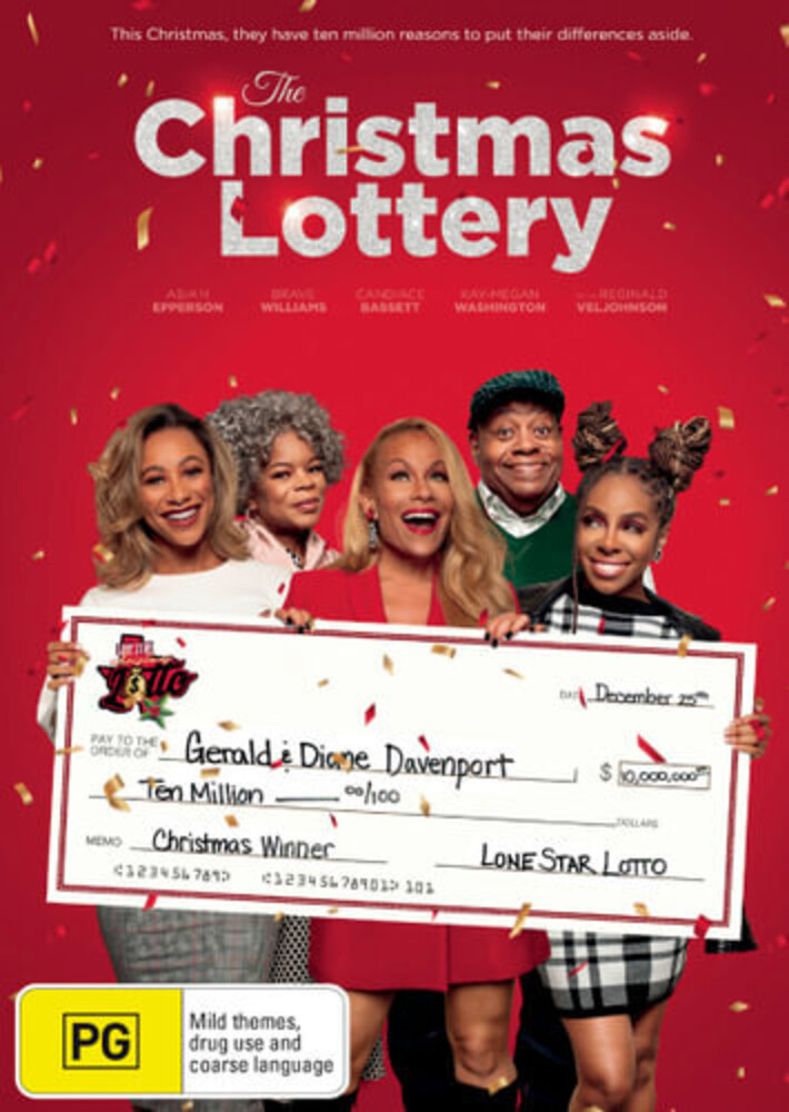Christmas Lottery - Christmas Lottery / (Aus Ntr0)