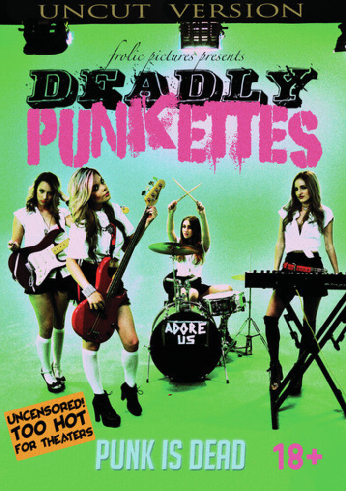 Deadly Punkettes Uncut - Deadly Punkettes Uncut / (Mod)