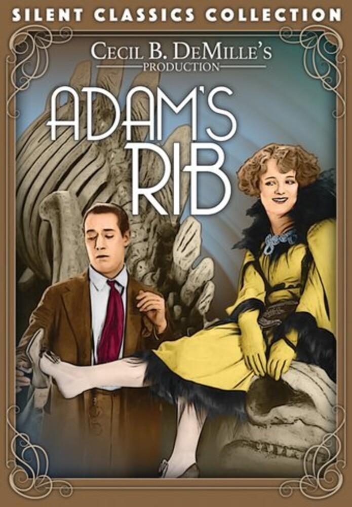 Adam's Rib - Adam's Rib (Silent) / (Mod)