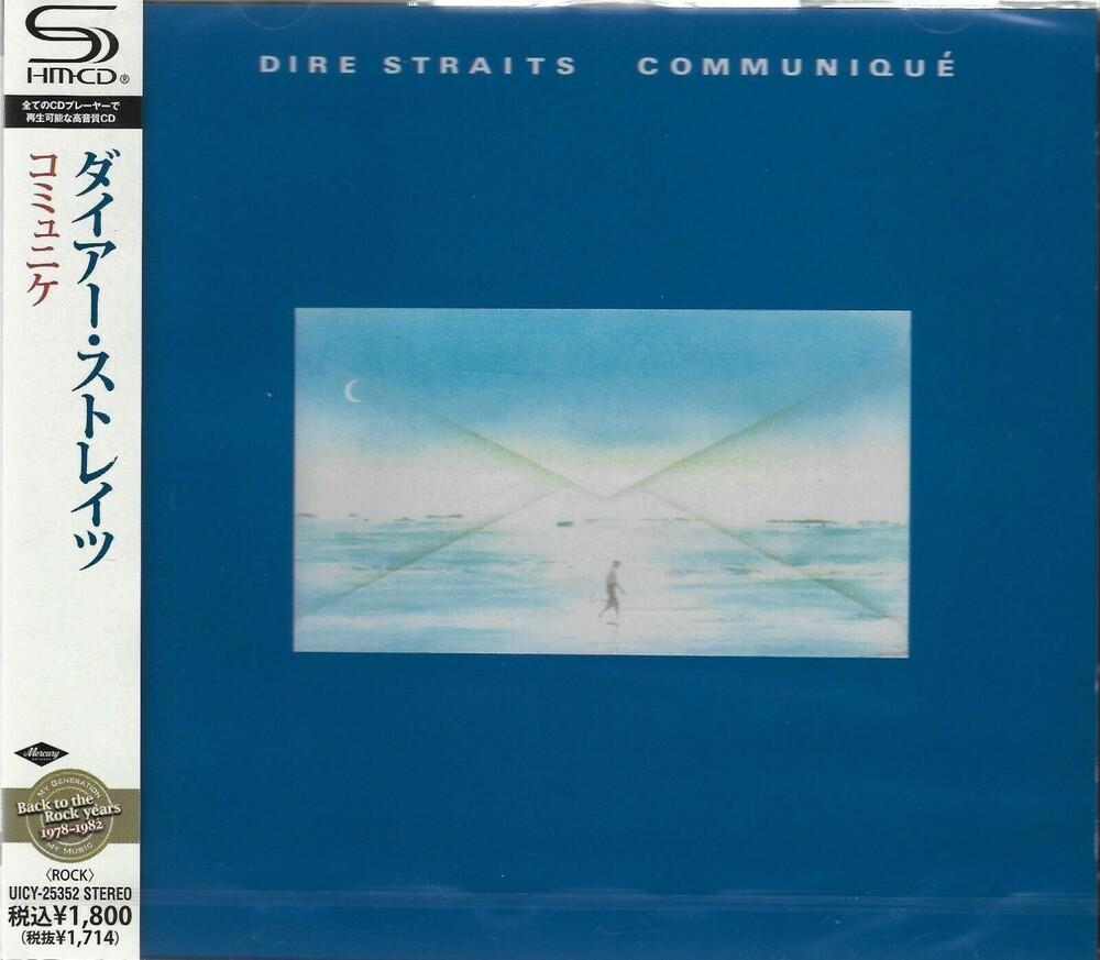 Dire Straits - Communique (SHM-CD)