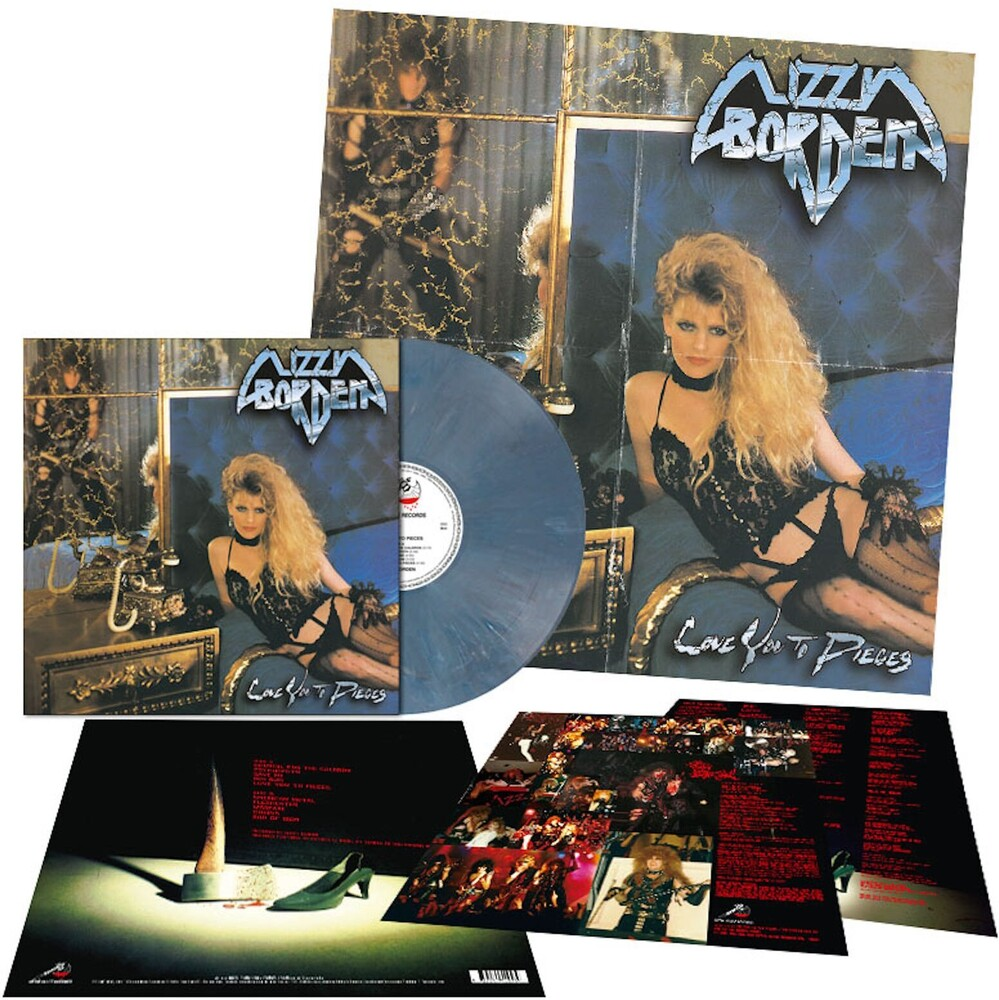Lizzy Borden - Love You To Pieces [LP]