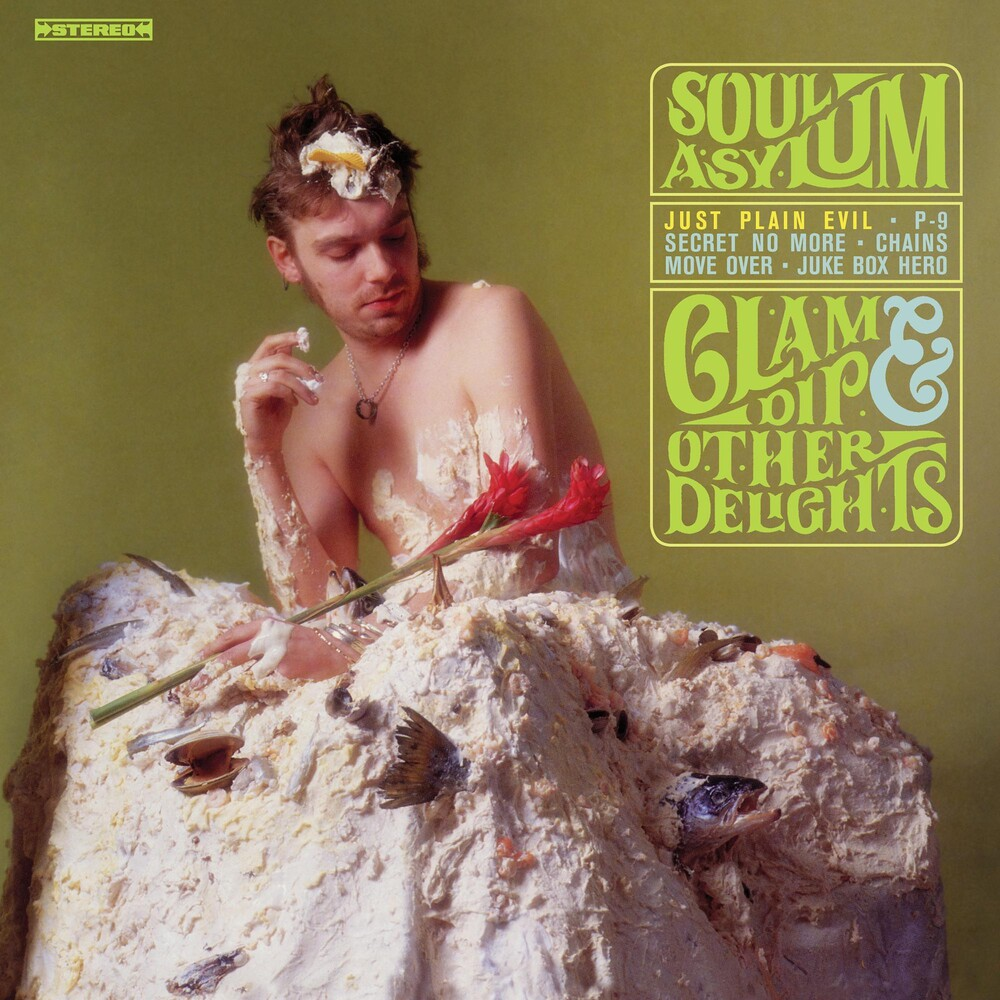 Soul Asylum - Clam Dip & Other Delights [LP]