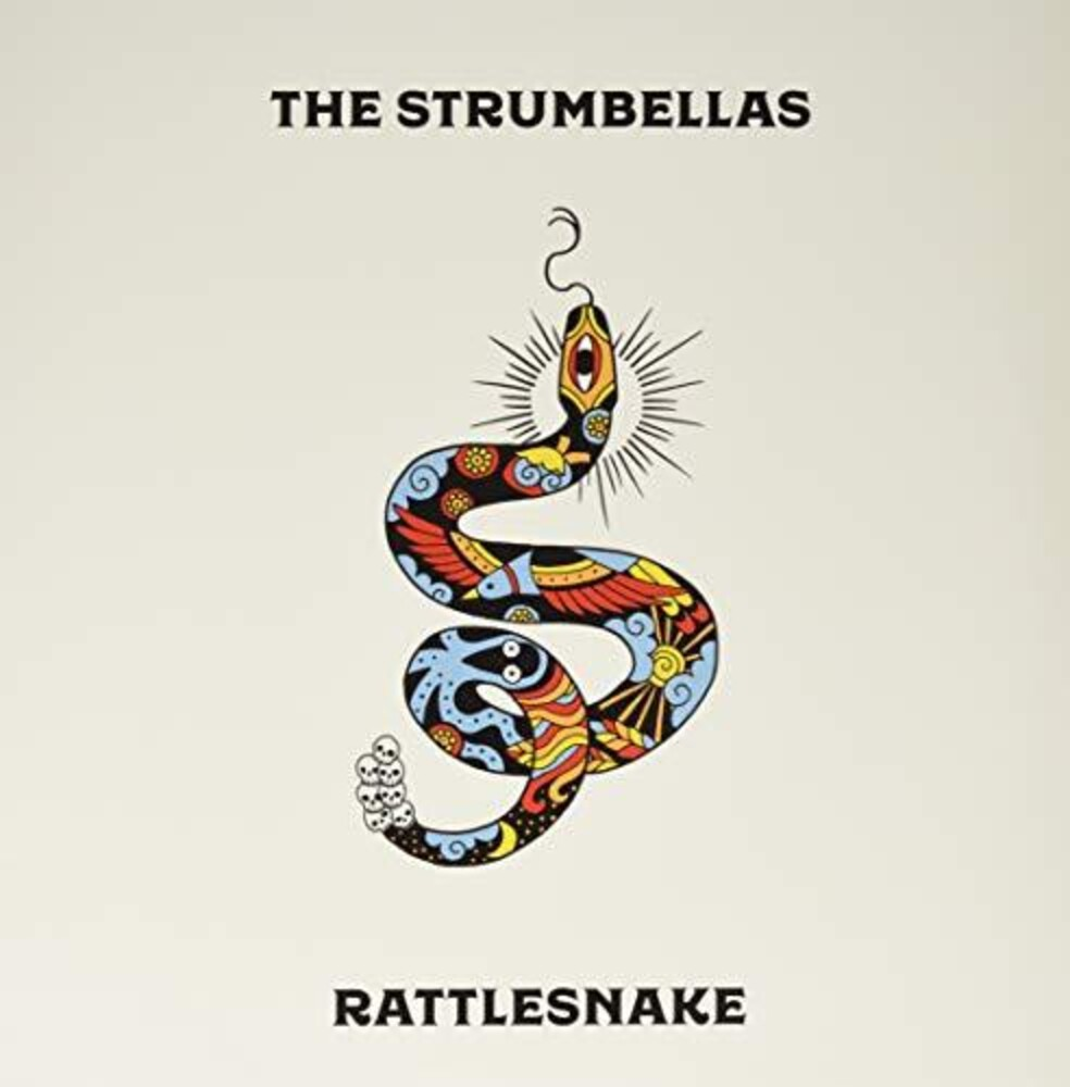 The Strumbellas - Rattlesnake [Import LP]