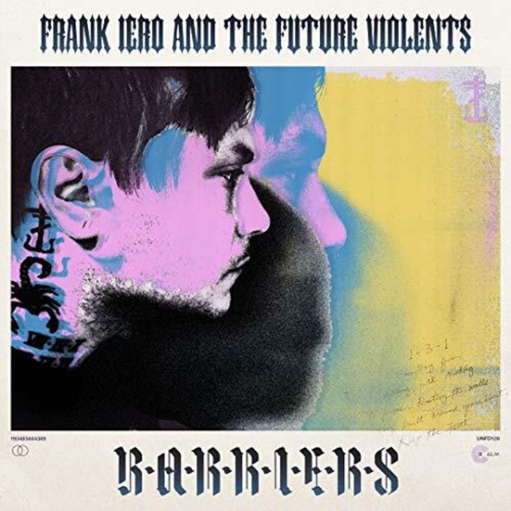 Frank Iero - Barriers [Import LP]