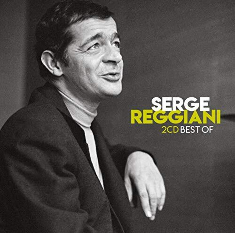 Serge Reggiani - Best Of [Import 2CD]