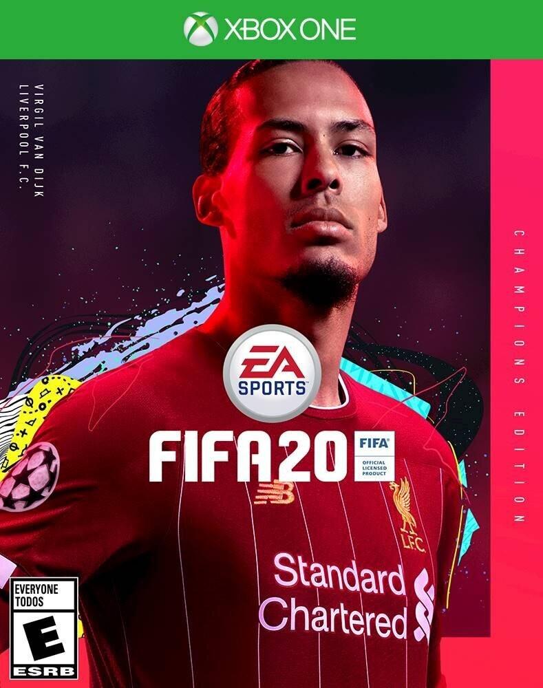 FIFA 20 Champions Ed - Fifa 20 Champions Ed