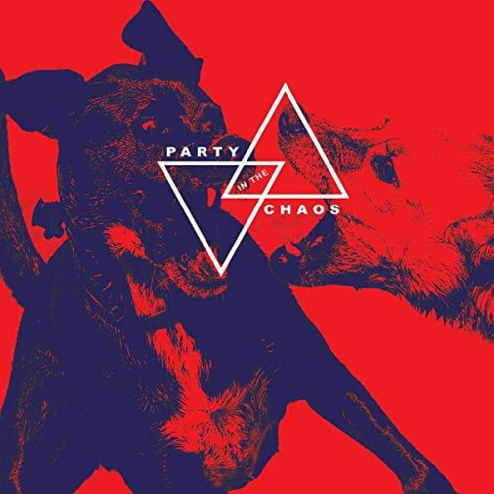 Deflore / Jaz Coleman - Party In The Chaos (Blk) (Ltd) (Red) (Uk)