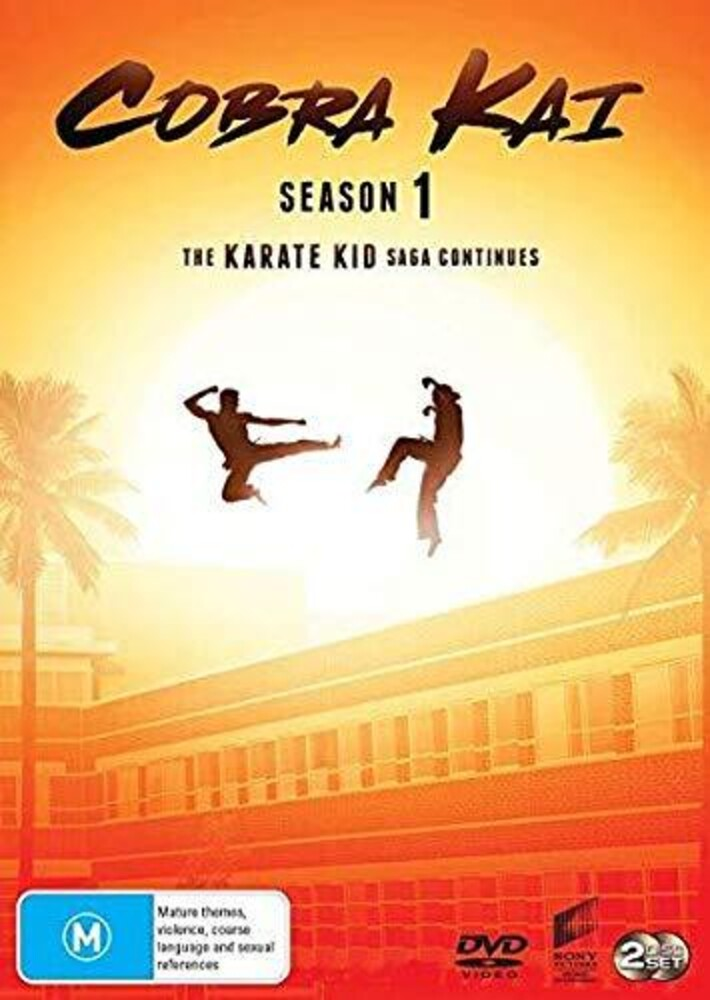 Cobra Kai [TV Series] - Cobra Kai: Season 1 [Import]