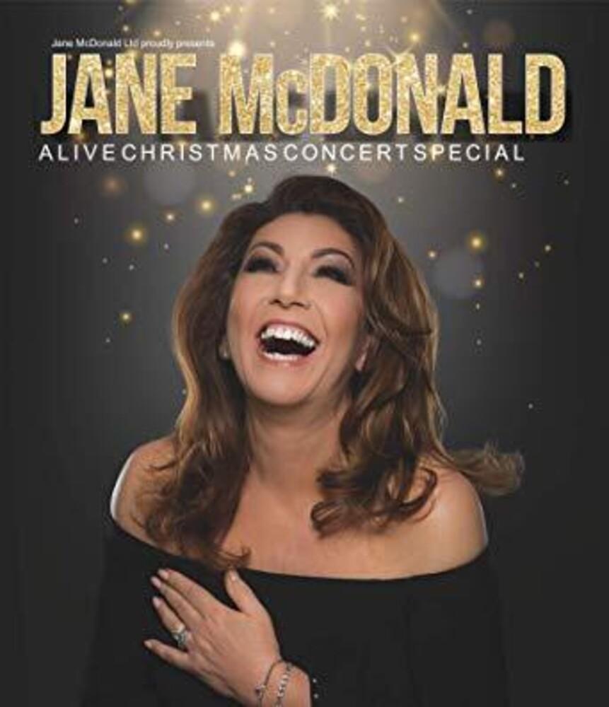 McDonald, Jane - Live Christmas Concert Special / (Uk)