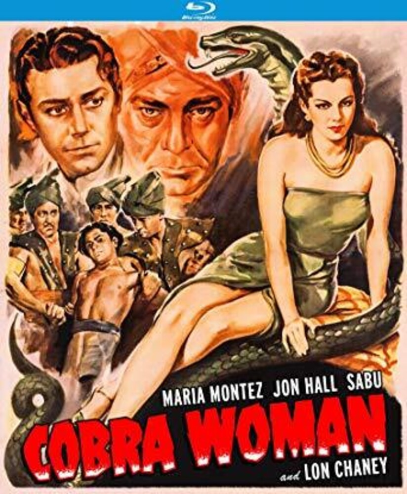 - Cobra Woman (1944) / (Spec)