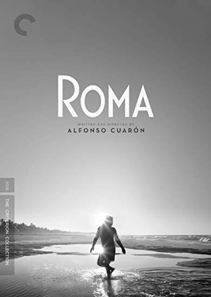 - Criterion Collection: Roma (2pc) / (4k Spec 2pk)