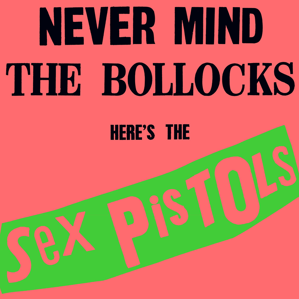 Sex Pistols - Never Mind The Bollocks Here's The Sex Pistols [SYEOR 2020 Pink LP]