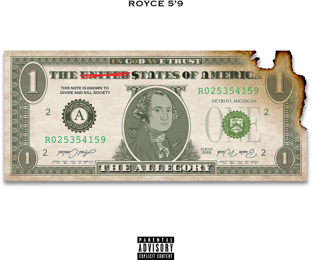 Royce da 5'9'' - The Allegory