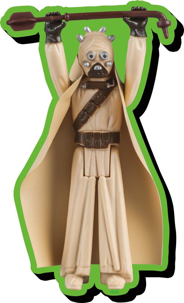 Star Wars Tusken Raider Af Funky Chunky Magnet - Star Wars Tusken Raider Action Figure Funky Chunky Magnet