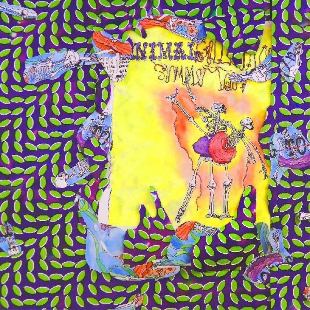 Animal Collective - Ballet Slippers [Limited Edition 3LP]