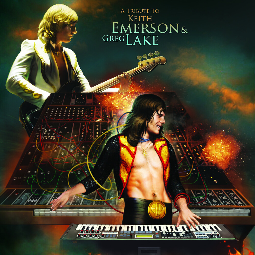 Tribute To Keith Emerson & Greg Lake / Various - Tribute To Keith Emerson & Greg Lake / Various