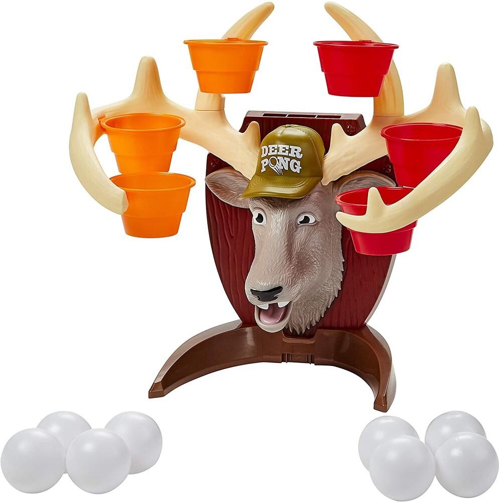 Games - Hasbro Gaming - Deer Pong