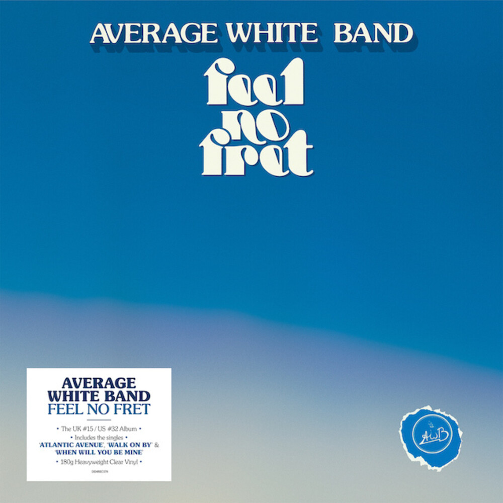 Average White Band - Feel No Fret (Cvnl) (Uk)