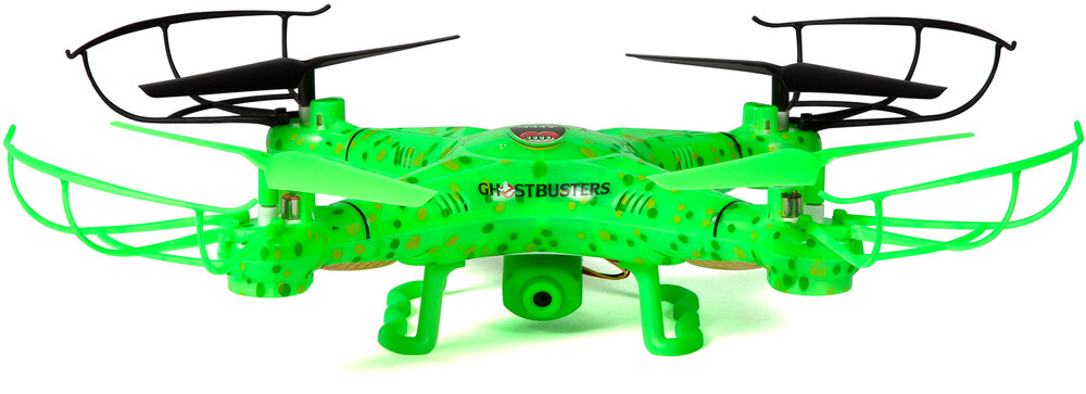 Rc Drone - Slimer Ghostbusters 2.4GHz 4.5 Channel Video Camera RC Quadcopter (Ghostbusters)