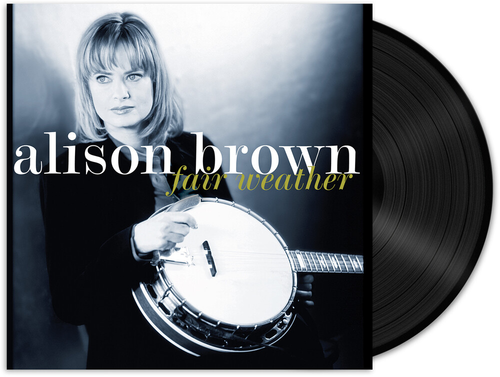 Alison Brown - Fair Weather [LP]