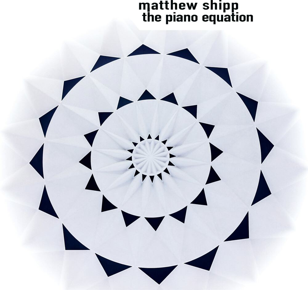 Matthew Shipp - The Piano Equation