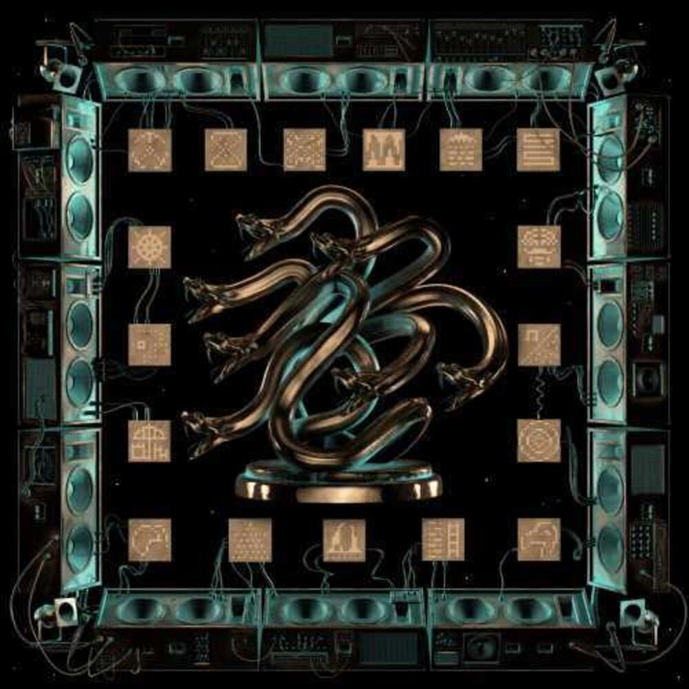 King Gizzard & The Lizard Wizard - Chunky Shrapnel [Vomit Bomb Edition 2LP]