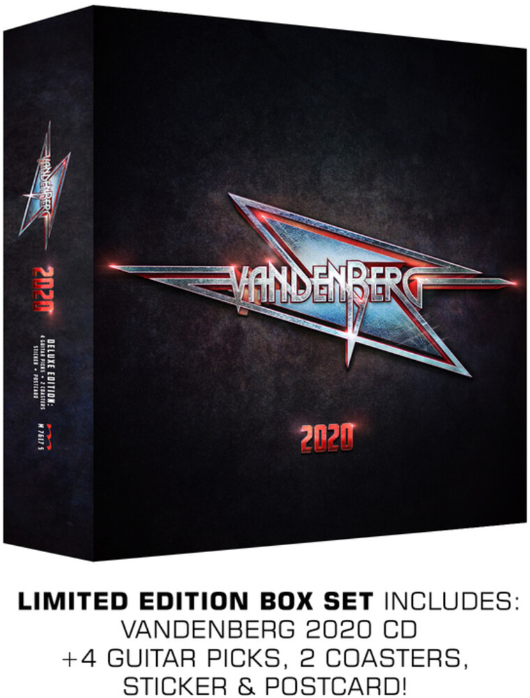 Vandenberg - 2020 [Limited Edition Deluxe Box Set]