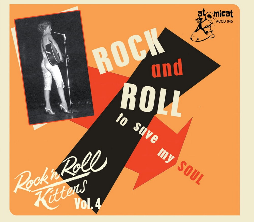 Rock & Roll Kitten 4 I Cant Rock & Roll / Var - Rock & Roll Kitten 4: I Can't Rock & Roll / Var