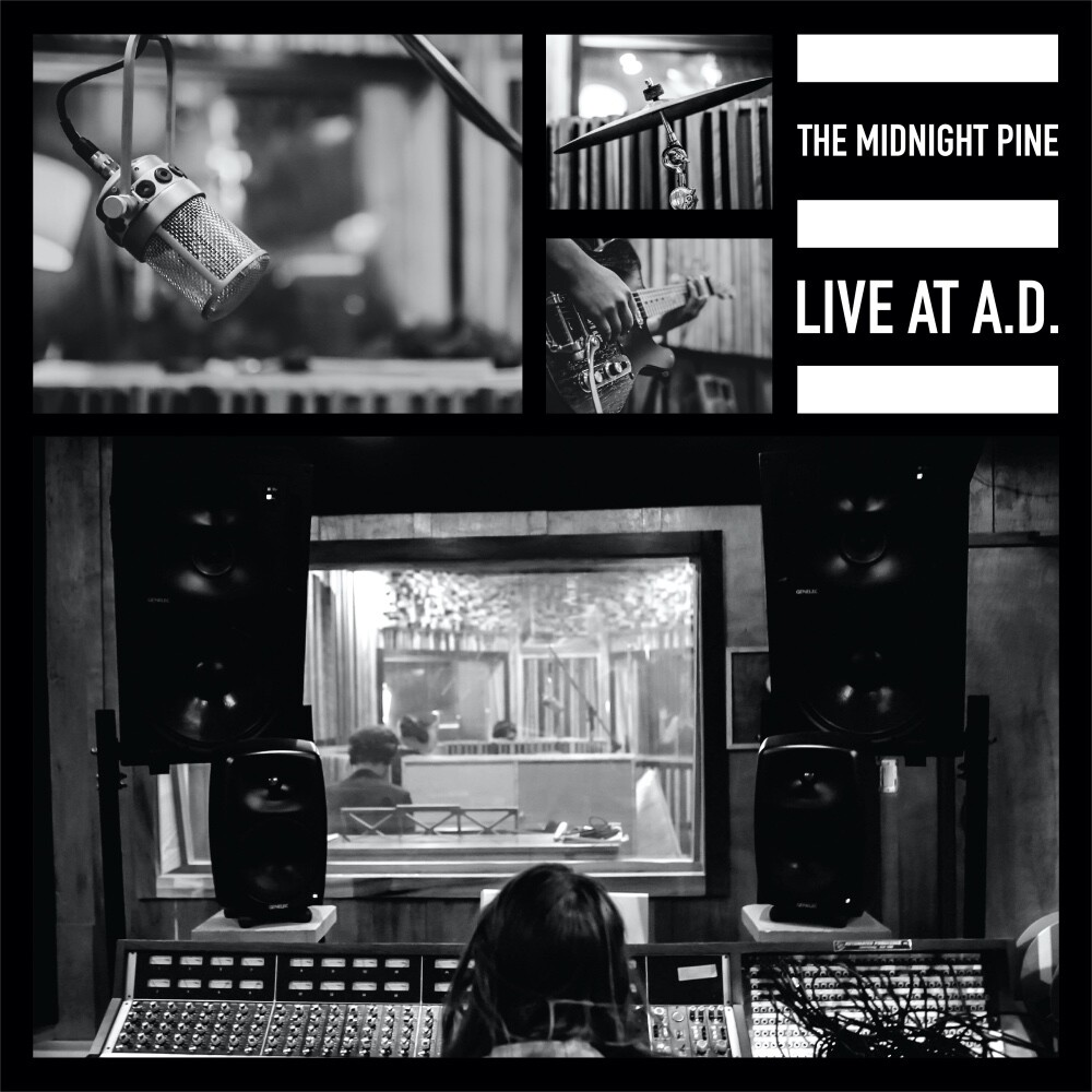 Midnight Pine - Live At A.D.
