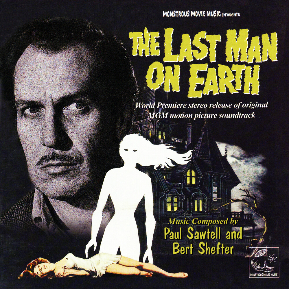 Paul Sawtwell / Shefter,Bert - Last Man On Earth - O.S.T.