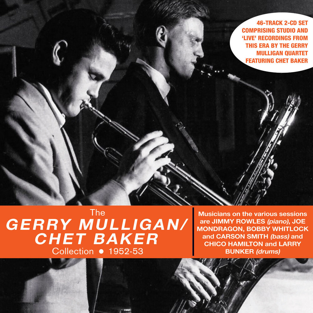 Gerry Mulligan & Baker,Chet - Collection 1952-53