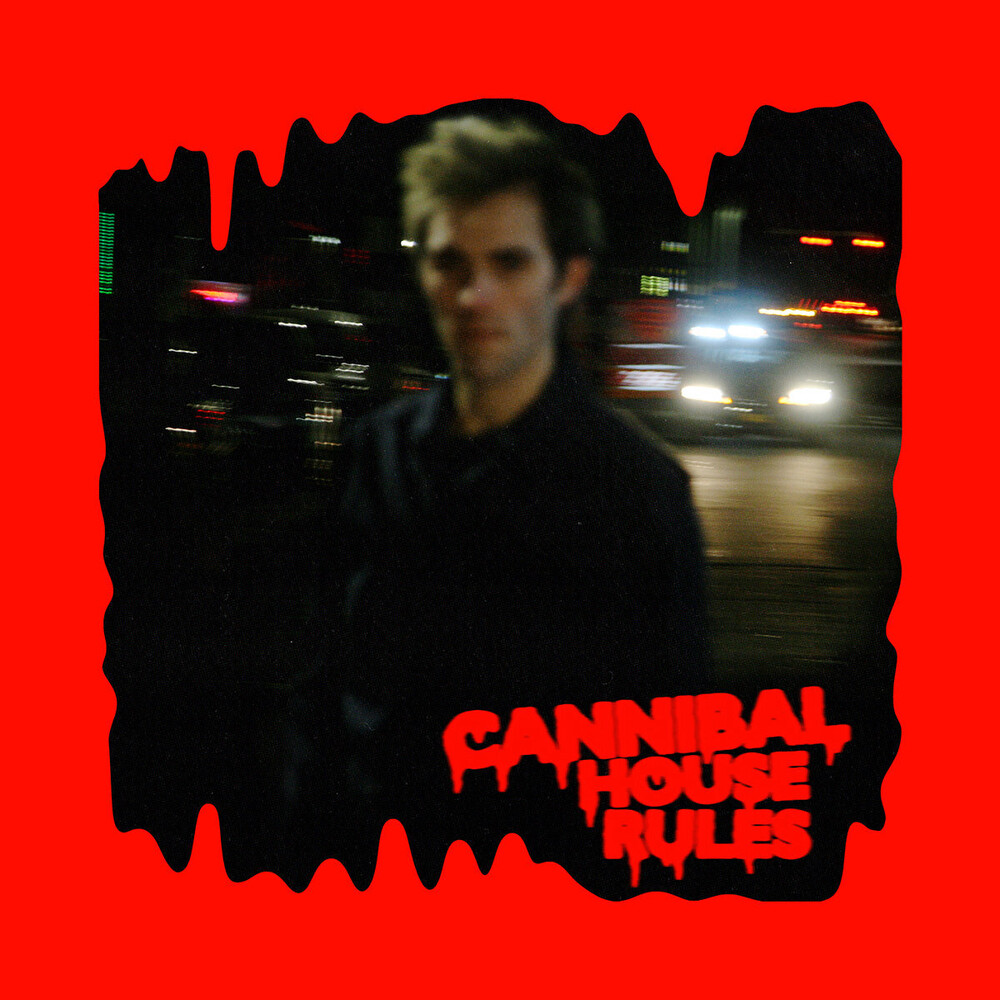 Jonathan Something - Cannibal House Rules [LP]