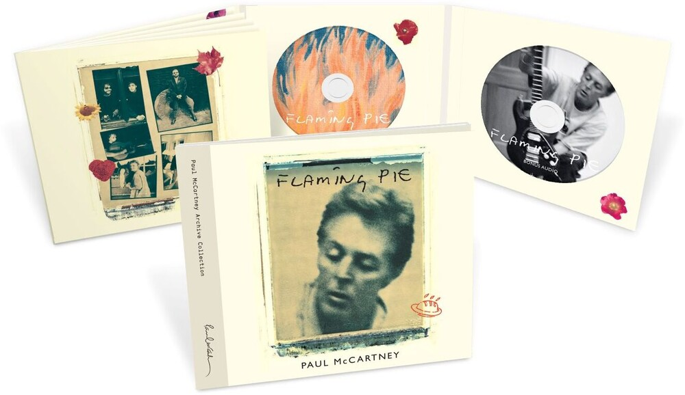 Paul McCartney - Flaming Pie: Archive Collection [2CD]