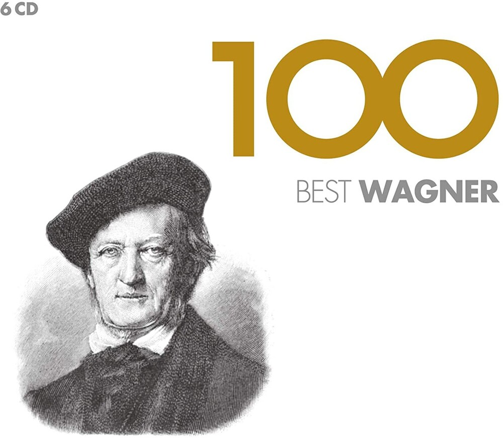 100 Best Wagner - 100 Best Wagner (Box)