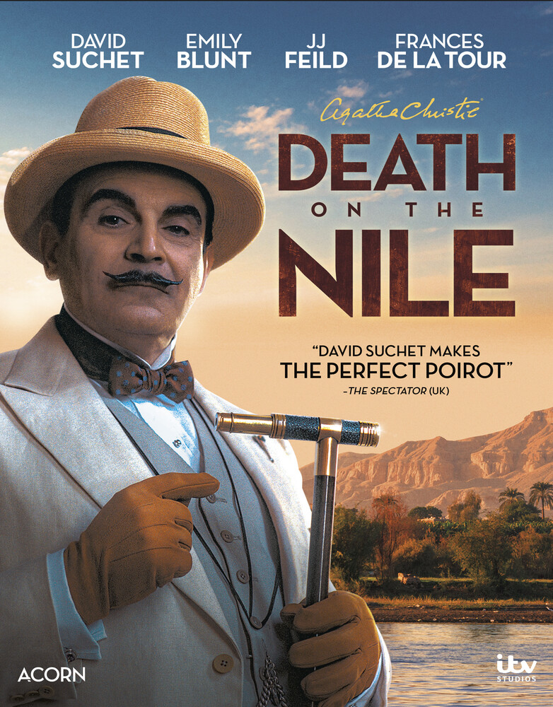 Agatha Christie's Death on the Nile - Agatha Christie's Death On The Nile