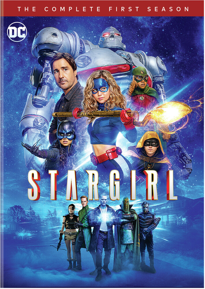DC's Stargirl [TV Series] - Stargirl: The Complete First Season (DC)