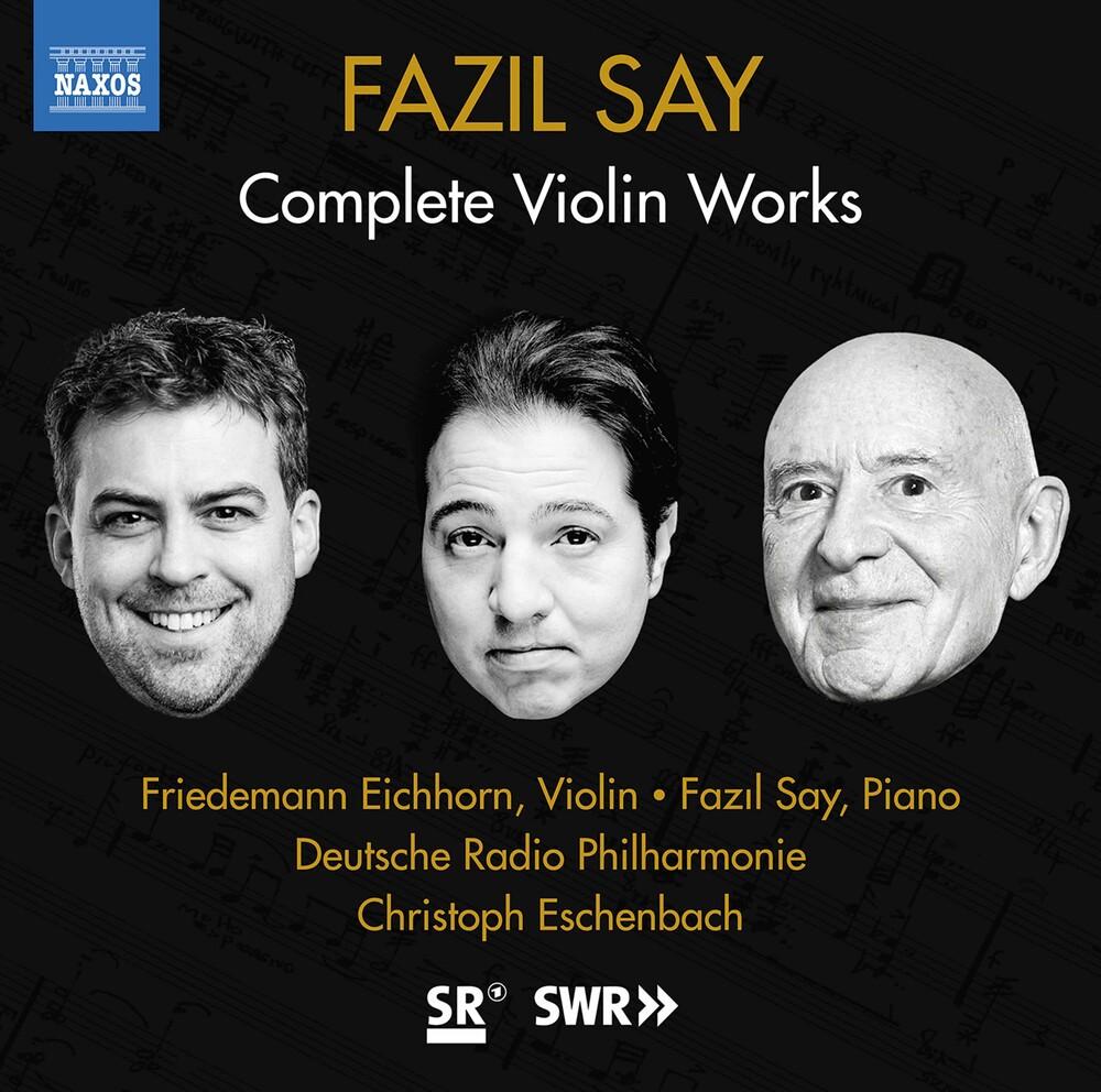Friedemann Eichhorn - Complete Violin Works