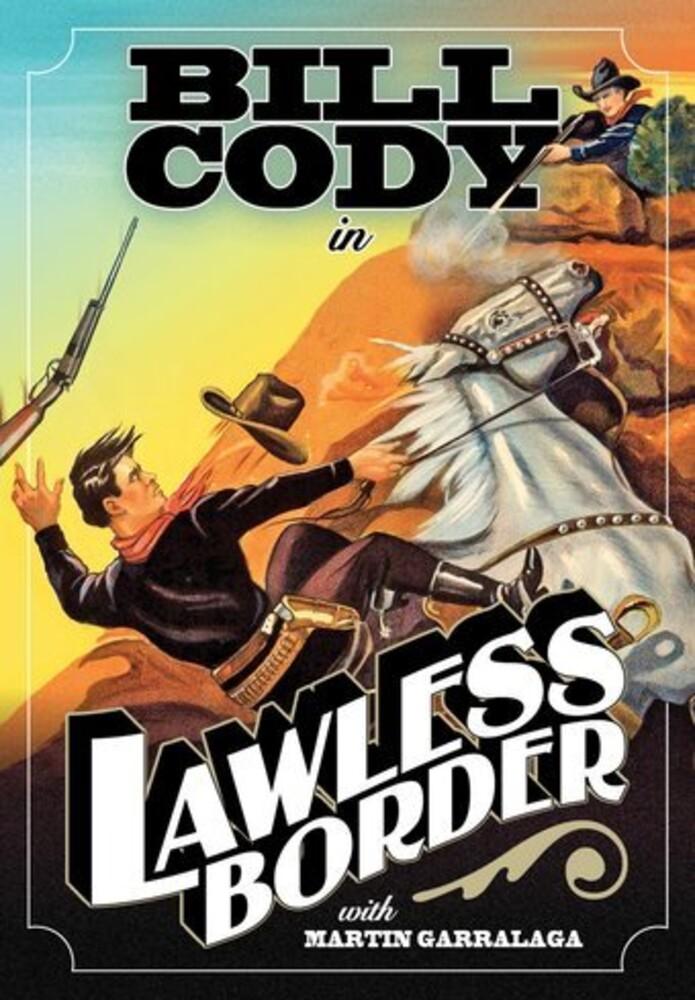 Lawless Border - Lawless Border / (Mod)