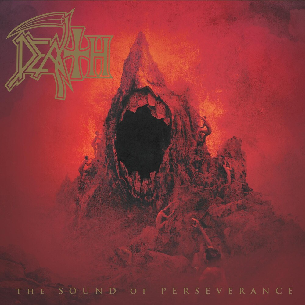 Death - The Sound Of Perseverance [Custom Pinwheel with Splatter 2LP]