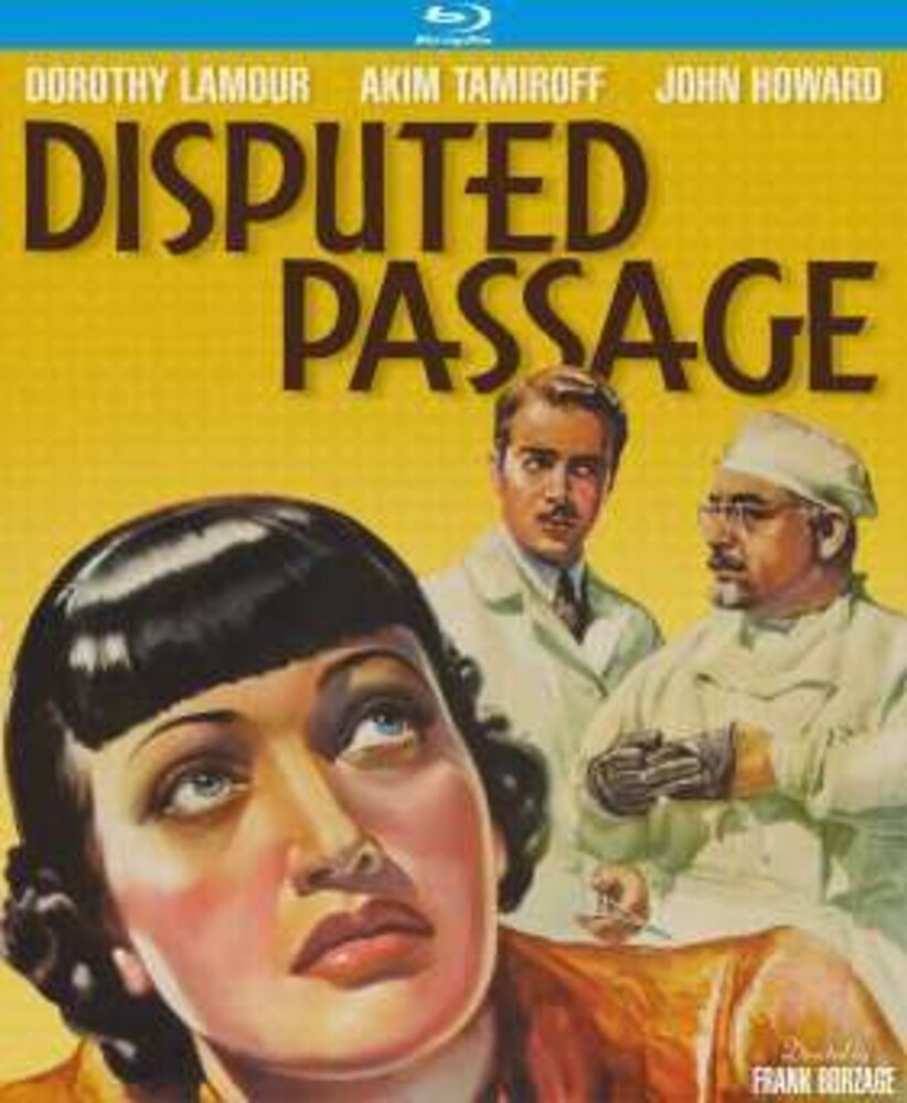 - Disputed Passage