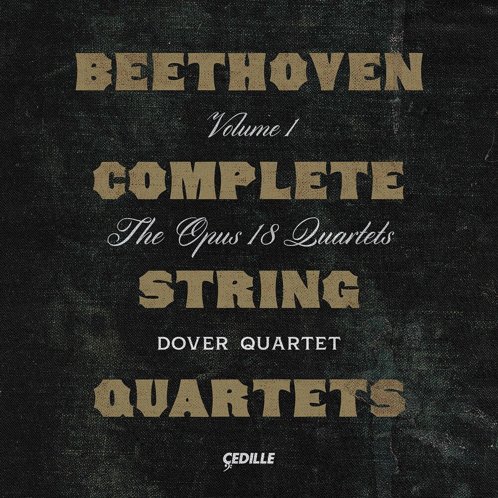 Dover Quartet - Complete String Quartets 1 (2pk)